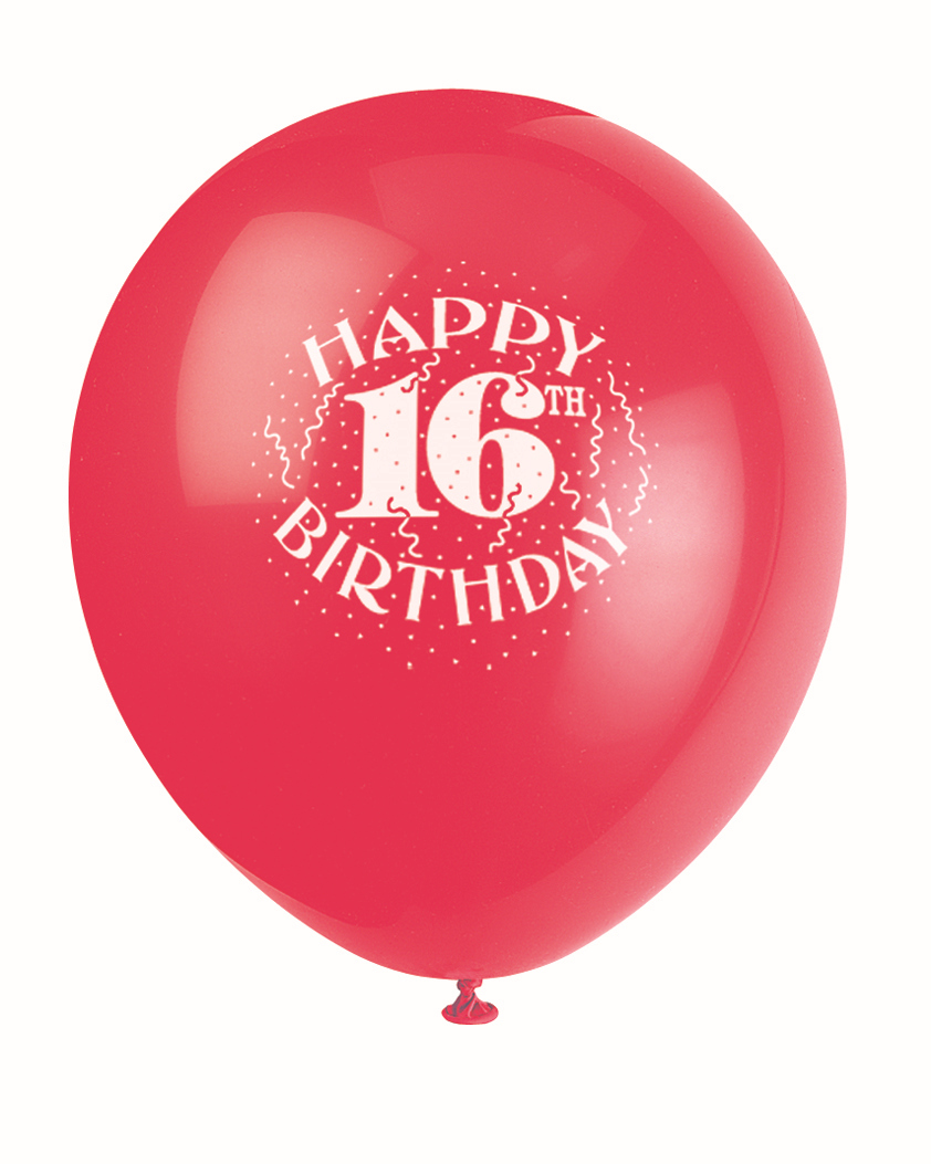 16 Ojo gimtadienio idejos
