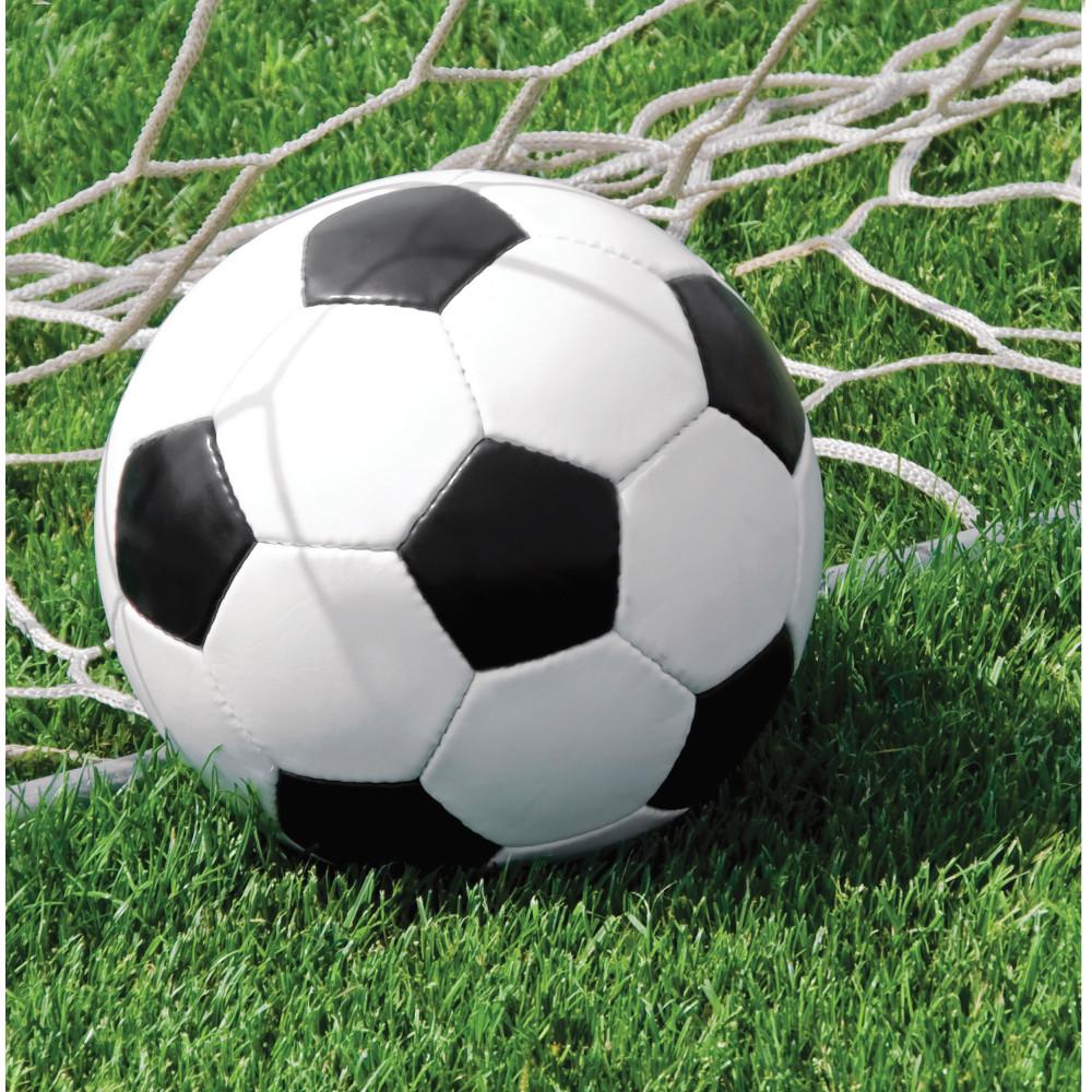 "Servetėlės ""Futbolas"" (18 vnt.)"
