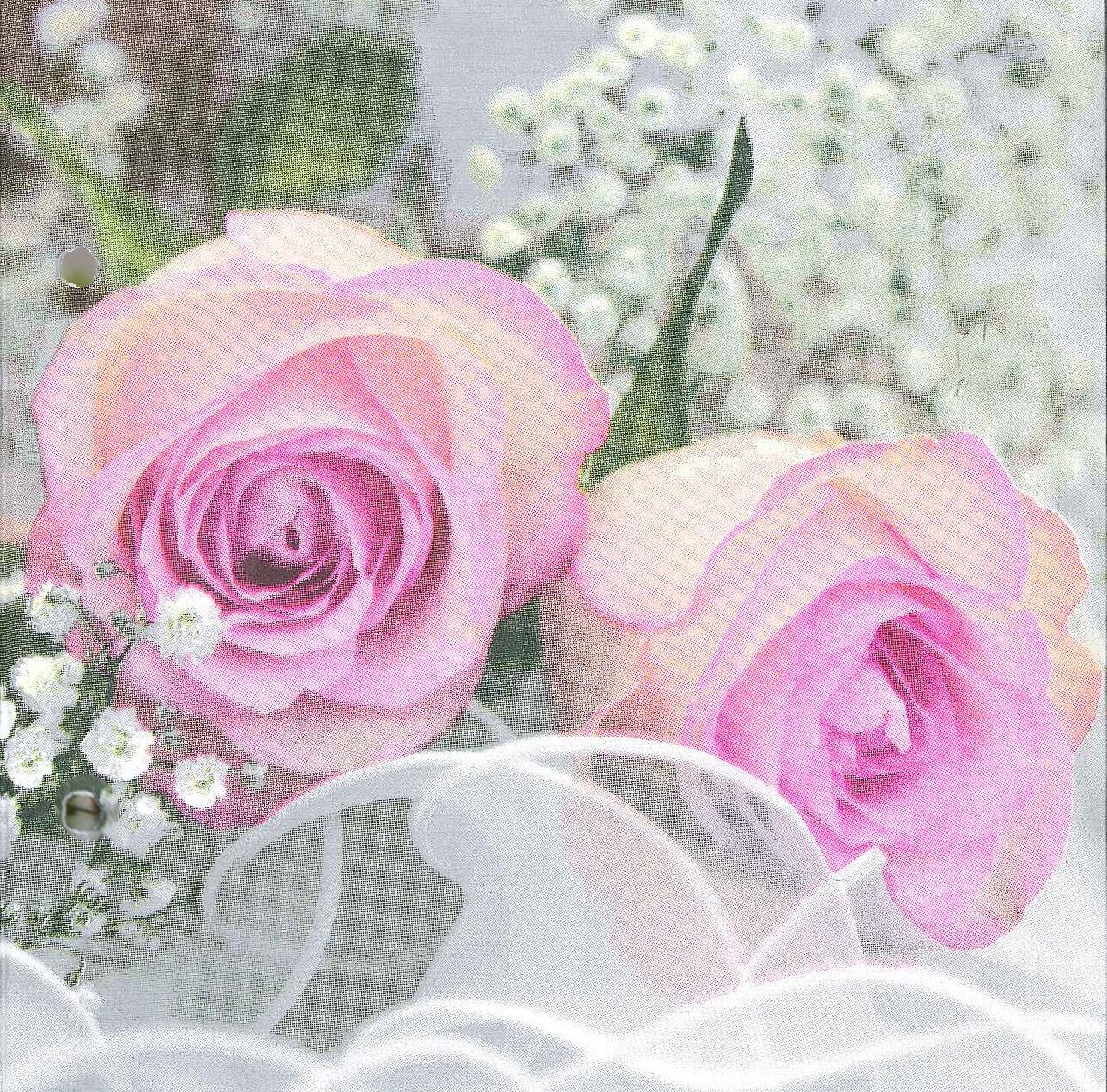 """Servetėlės """"Rožės"""" (20 vnt.)"""