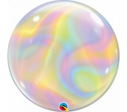 """Balionas-bubble,  """"Vaivorykštė"""" (56 cm)"""