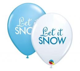 "Balionas ""Let it snow"" (28 cm/Q)"