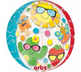 "Balionas-orbz ""Fun in the Sun"" (38x40 cm)"