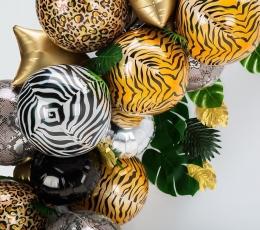 """Balionas-orbz """"Zebras"""" (38x40 cm) 2"""