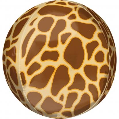 "Balionas-orbz ""Žirafa""(38 x 40 cm)"
