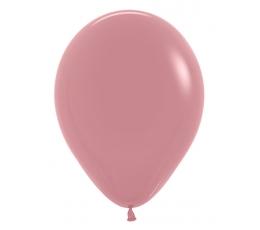 Balionas, pudrinis rožinis (30 cm)