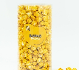 Bananų skonio spragėsiai (0,5L/S) 1