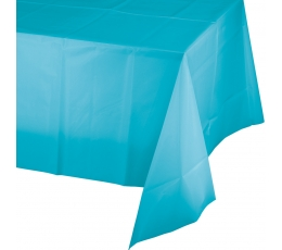 Staltiesė, vandenyno spalvos (137x274 cm)