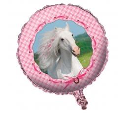 """Folinis balionas """"Laimės pasaga"""" (45 cm)"""