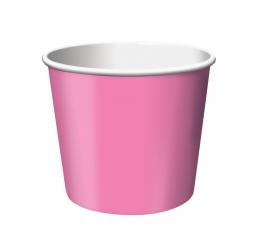 Indeliai užkandžiams, rožiniai (6 vnt.)