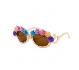 """Dekoratyviniai akiniai """"Gėlytės"""""""