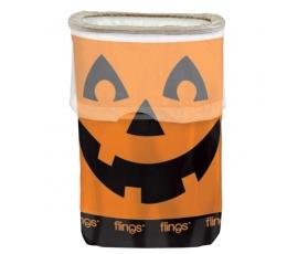 Helovino šiukšliadėžė