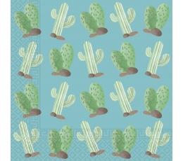 "Servetėlės ""Kaktusai"" (20 vnt.)"