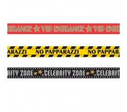 """Skiriamosios juostos """"VIP zona"""" (3 vnt./9,1 m)"""