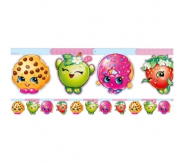 "Girlianda ""Shopkins"""
