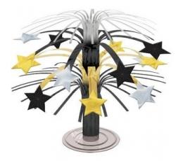 """Stalo dekoracija """"Holivudo žvaigždė"""""""