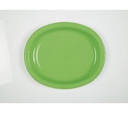 Lėkštutės, salotinės ovalios (8 vnt./30 cm)