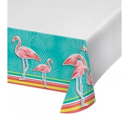 "Staltiesė Flamingai"" (137x254 cm)"