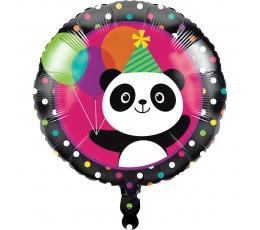 """Folinis balionas """"Panda"""" (45 cm)"""