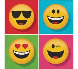 "Servetėlės ""Šypseniukai-Emojions"" (16 vnt.)"