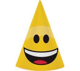 """Kepuraitės """"Šypseniukai-Emojions"""" (8 vnt.)"""