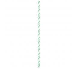 Šiaudeliai, mėtiniai dryžuoti- lankstūs (24 vnt.)