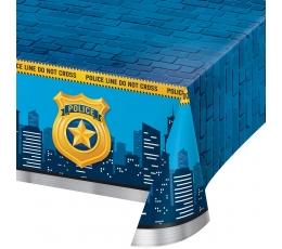 """Staltiesė """"Policininkai"""" (137x254 cm)"""