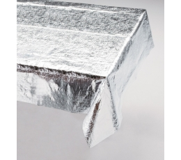 "Staltiesė ""Sidabro blizgis"" (137x274 cm)"