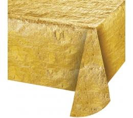 """Staltiesė """"Aukso blizgis"""", folinė (137x274 cm)"""