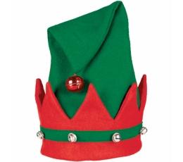 Elfo kepurė su varpeliais