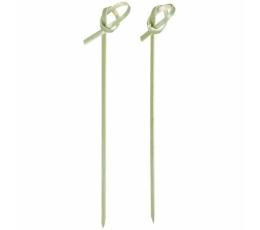 Bambukiniai smeigtukai (50 vnt./12 cm)