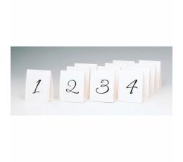 Skaičių kortelės (1-12)