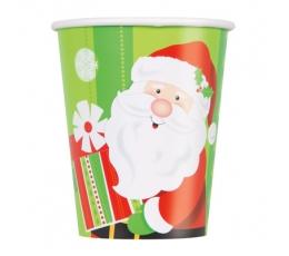 """Puodeliai """"Kalėdų senelio dovanos"""" (8 vnt./266 ml)"""