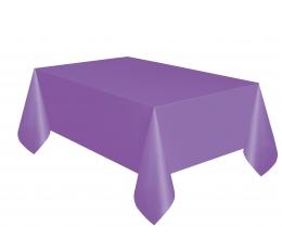 Staltiesė, ryškiai alyvinė (137x274 cm)