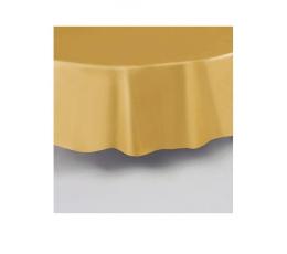 Staltiesė, auksinė apvali (2,13 m)