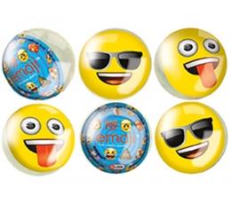 "Guminiai kamuoliukai ""Emoji"" (6 vnt.)"