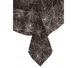 """Staltiesė """"Juodas voratinklis"""" (137x213 cm)"""