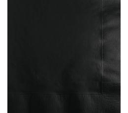Servetėlės, juodos (20 vnt.)