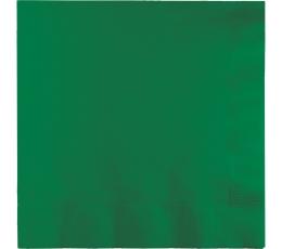 Servetėlės, žalios (20 vnt.)