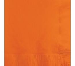 Servetėlės, oranžinės (20 vnt.)