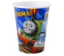 """Puodeliai """"Traukinukas Tomas"""" (8 vnt./266 ml)"""
