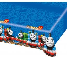 """Staltiesė """"Traukinukas Tomas (120x180 cm)"""