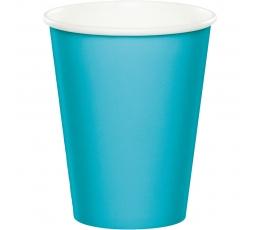 Puodeliai, vandenyno spalvos (24 vnt./266 ml)