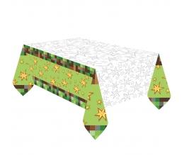 "Staltiesė ""Minecraft"" (137cm x 243 cm)"