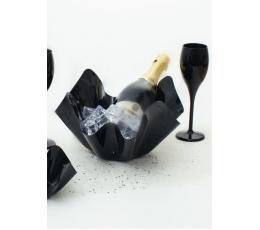 Plastikinis dubenėlis, juodas (26x15,5 cm)