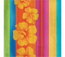 """Servetėlės """"Havajų žiedai"""" (16 vnt.)"""
