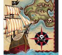 """Servetėlės """"Piratų lobis"""" (16 vnt.)"""