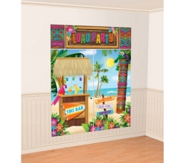 "Sienos dekoracija-plakatas ""Havajai"""