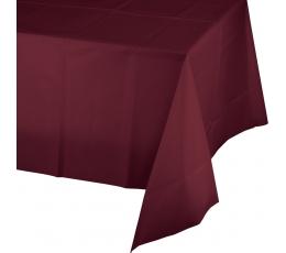 Staltiesė, burgundiška (137x274 cm)