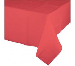Staltiesė, koralinė (137x274 cm)