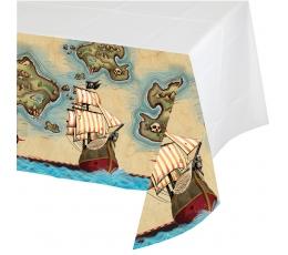 "Staltiesė ""Piratų lobis"" (137x259 cm)"
